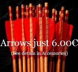 Arrows just 6 EUR.